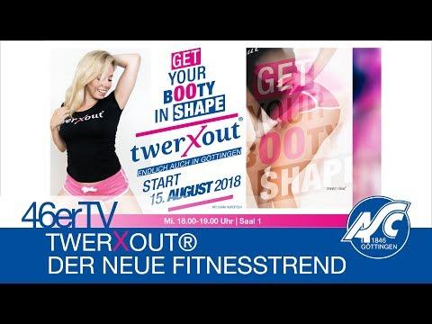 TwerXout - Der neue Fitnesstrend endlich in Gttingen