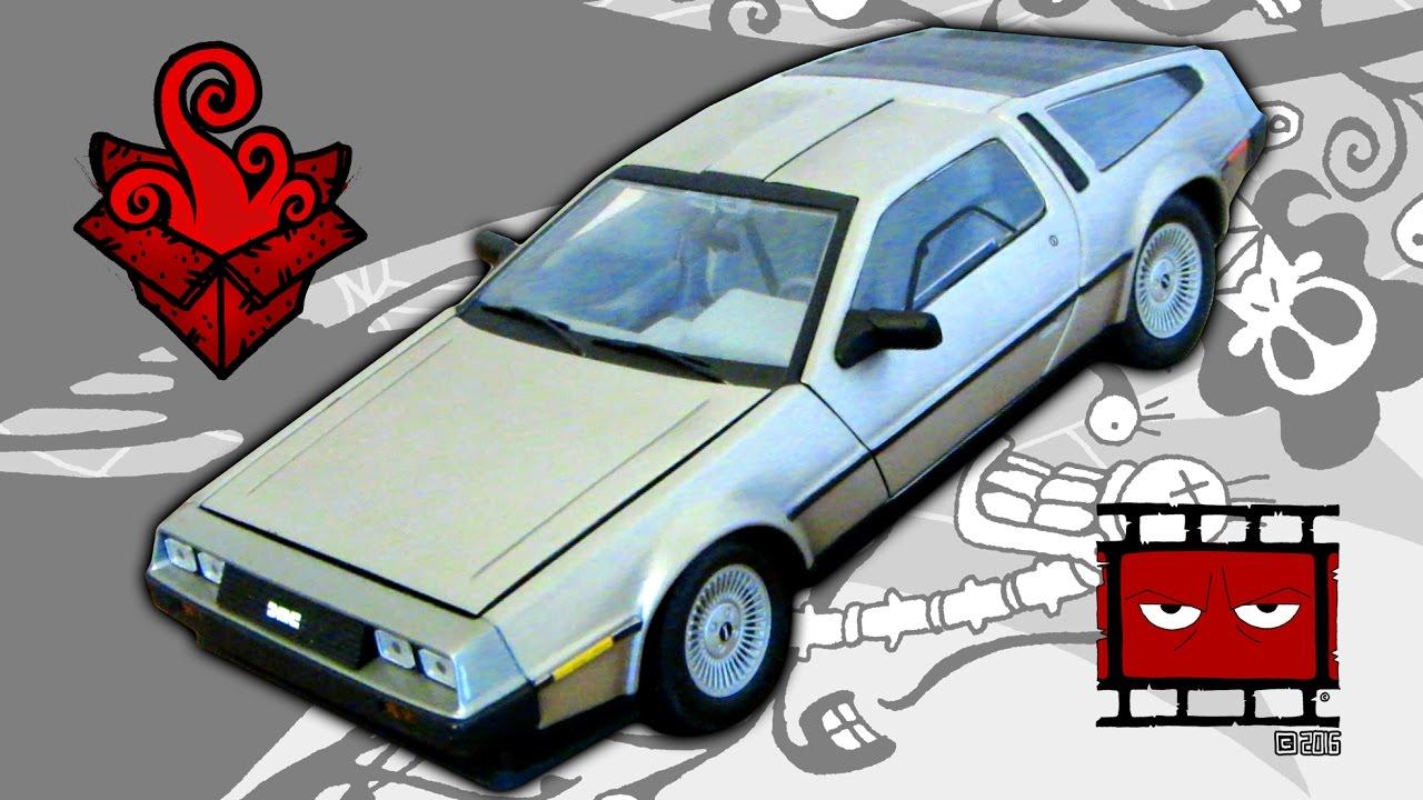 DELOREAN 1981 LK 1:18 | SUN STAR CARS & CO | ESPAÑOL | SERIOUS FRAME ...