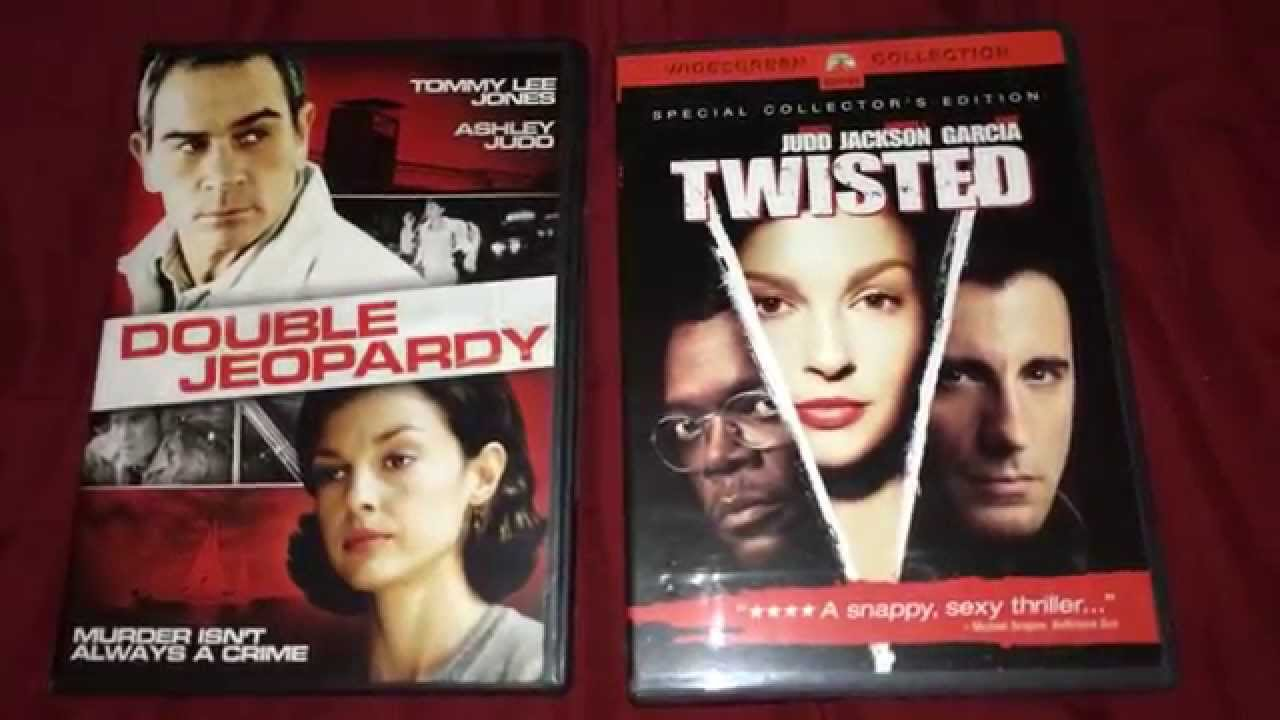 Double Jeopardy 1999 Twisted 2004 Films Youtube