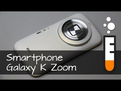 Galaxy K Zoom SM-C115 Samsung Smartphone - Vídeo Resenha Brasil