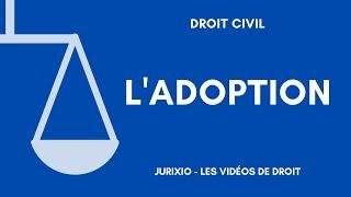 Adoption simple et adoption plénière