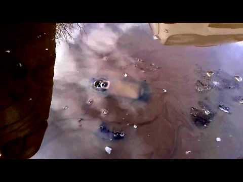 Samsung b2710 uderwater test