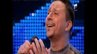 Dan Bittman - Si ingerii au demonii lor. Vezi aici cum canta Florian Costan, la X Factor!