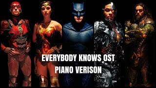 Sigrid - Everybody Knows (Piano Cover) Justice League OST