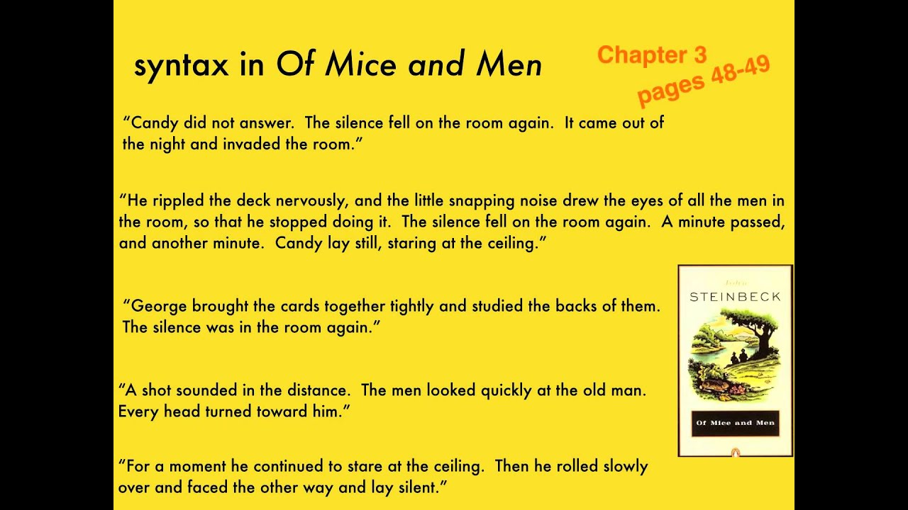 Of Mice And Men Quotes With Page Numbers Quotes Of The Day