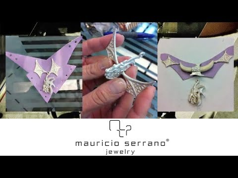 MAURICIO SERRANO - Making Of Dragon Behind The Scenes