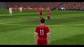 PES6 England Euro 2015 Qualifiers - Wales vs Switzerland