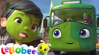 HALLOWEEN Wheels on the Bus! | NEW Little Baby Bum: Nursery Rhymes & Kids Songs ♫ | ABCs and 123s