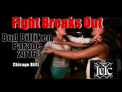 I U I C: Chicago Blitz 2016:  Fight Breaks Out While Addressing The Maddness