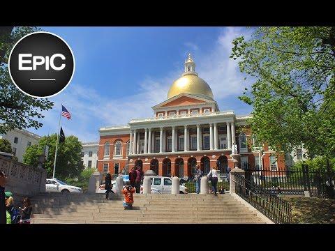 Quick City Overview: Boston, USA (HD)