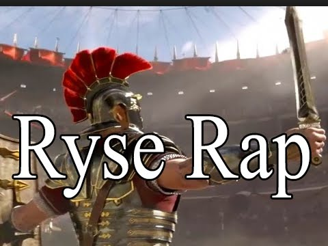 Ryse: Son of Rome Rap by JT Music