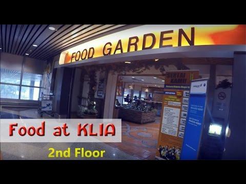 [เที่ยวยุโรป] Food at KLIA; Malaysia : Germany-Austria Travel Vlog Ep5