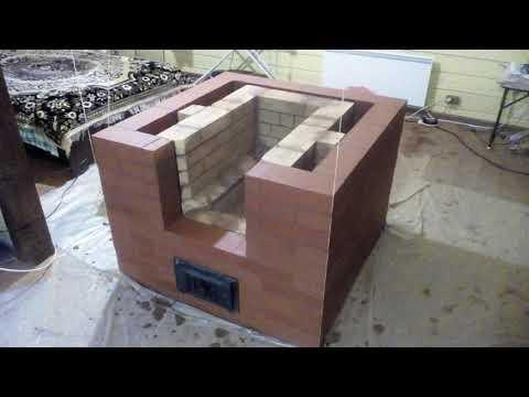 Печь-Камин 4х4 (фото порядовка)