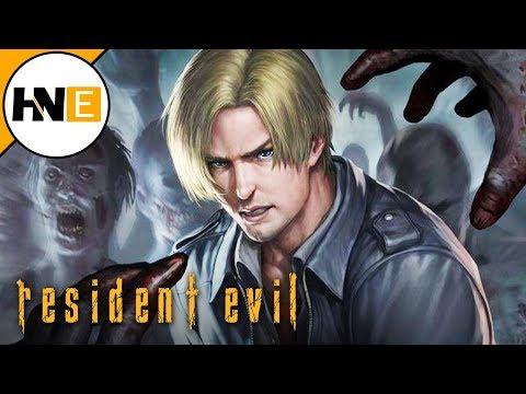 Resident Evil Reboot Director REVEALED