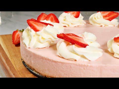 no-bake-strawberry-cheesecake-recipe