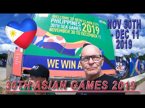 30th Southeast Asian Games - 2019 SEA Games A look at venue in New Clark City from YouTube · Duration:  16 minutes 1 seconds