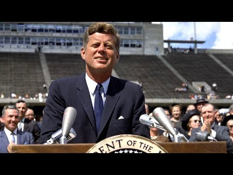 JFK's 10 Best Speeches