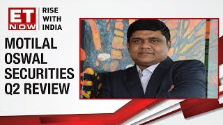 Corporate tax cut seeks profit spike | Gautam Duggad of Motilal Oswal Securities to ET Now