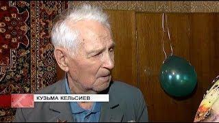 Житель Уссурийска отметил столетие