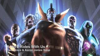Epic Score - A Hero Rides With Us (Valiant Heroic Triumphant Action)