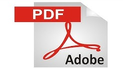 How to add text to a PDF file.
