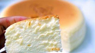 Cách làm bánh bông lan phô mai Nhật Bản bằng nồi cơm điện