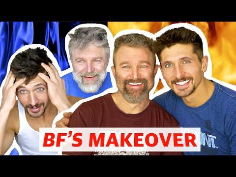 Boyfriend Makeover Challenge (#2)