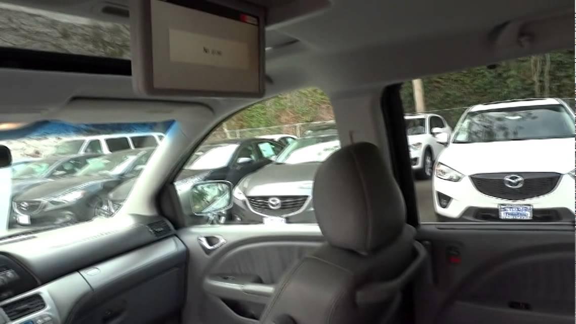 Culver City Mazda >> 2007 Honda Odyssey Los Angeles, Cerritos, Van Nuys, Santa Clarita, Culver City, CA B40622 - YouTube
