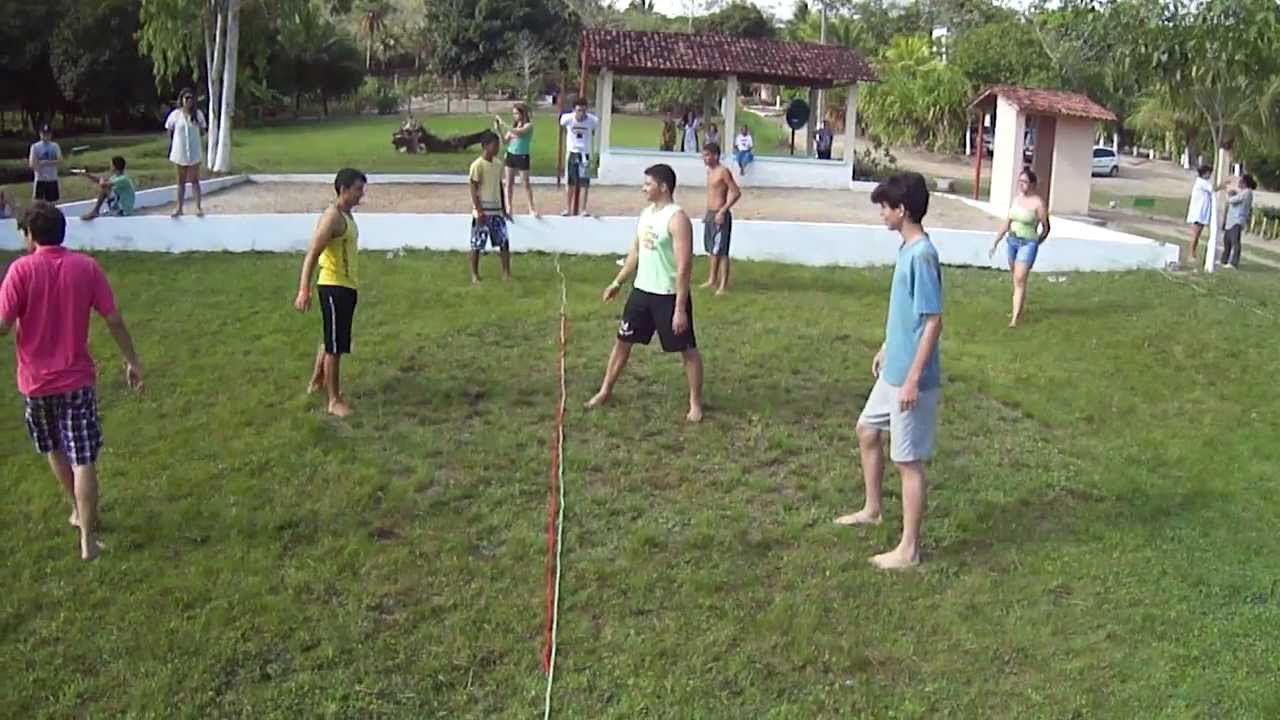 Brincando na de verde touch ii - 1 part 5