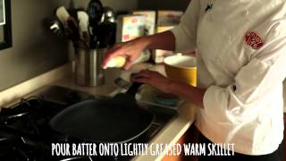 Gluten Free Nuddy Buddy Pancakes | Enjoy Life Foods®