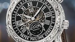 Patek Philippe TechNews: Sky Moon Tourbillon Section 1