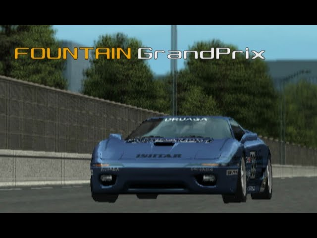 Ridge Racer V - Standard Class (Fountain GP/Hard) playthrough