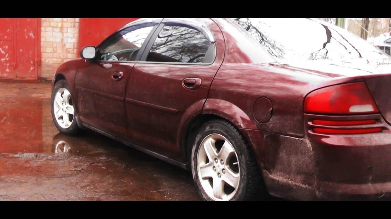ARTcar:Тест-Драйв Chrysler Sebring