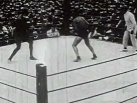 Jack Johnson vs Tommy Burns (December 26, 1908) -XIII-