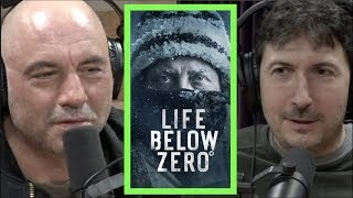 Why Glenn Won't Be on Life Below Zero Anymore | Joe Rogan