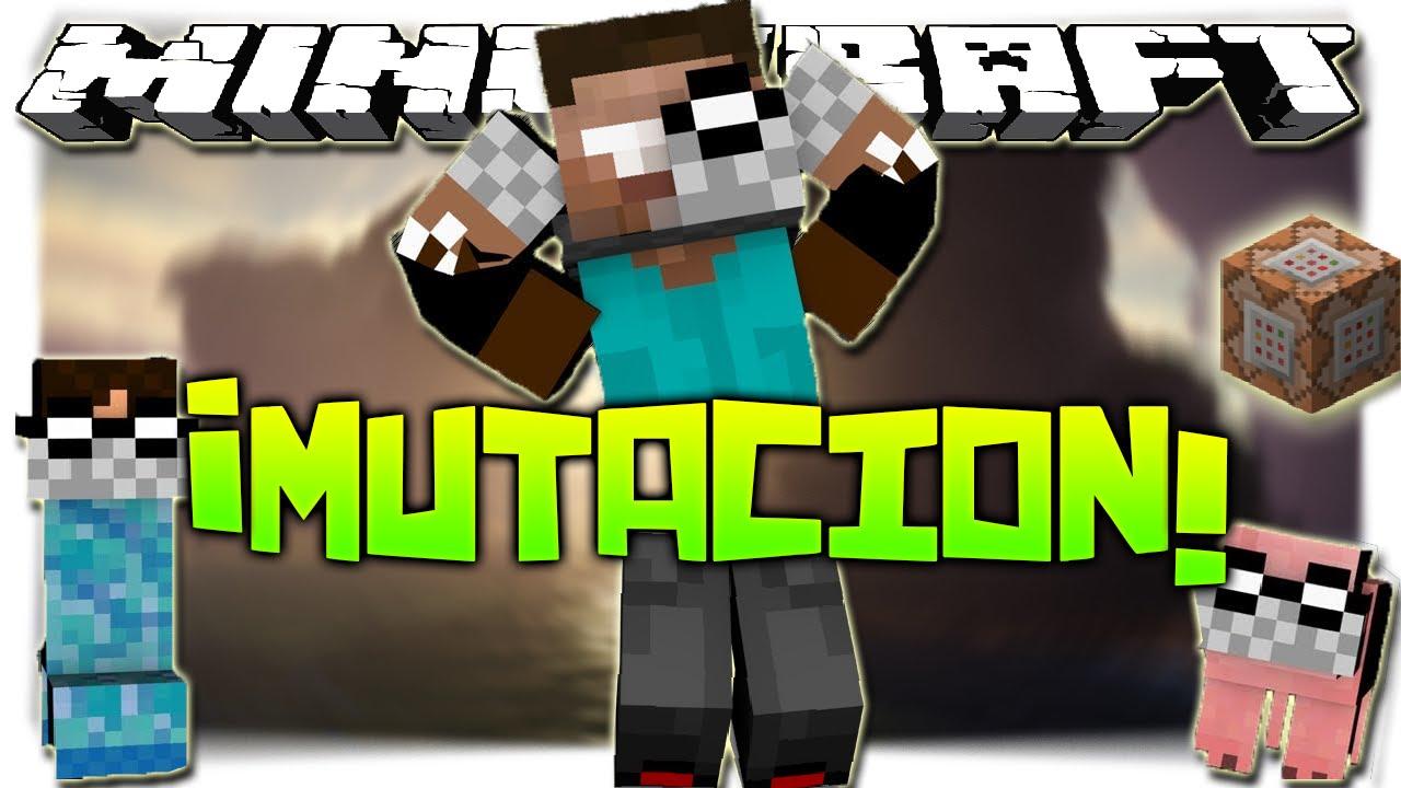 Minecraft transformate en cualquier mob sin mods - Decoraciones para minecraft sin mods ...