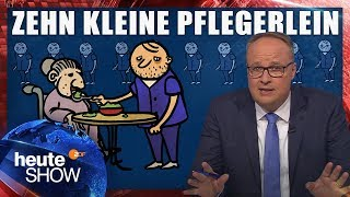 Deutschlands Politiker entdecken den Pflegenotstand