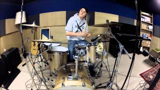 NOFX - We Threw Gasoline In The Fire Drum Cover [HD]