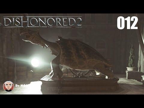 Dishonored 2 #012 - Das Kaiserliche Konservatorium [XBO] Let's Play Das Vermächtnis der Maske