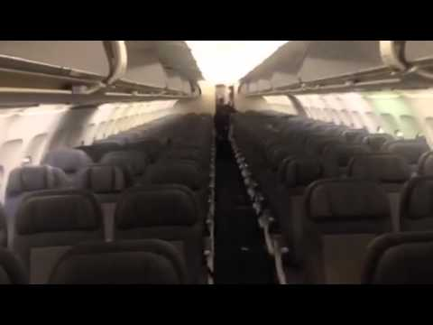 United Airlines Airbus A320 New Interior