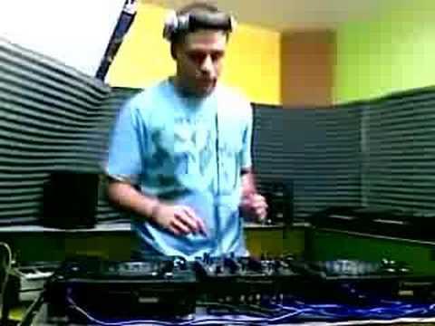 DJ Wonder Promo for Space Contest