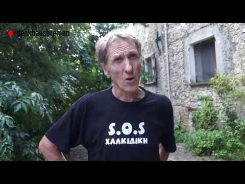 mit Nicholas Bell, SOS Foret du Sud, Frankreich