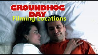 Groundhog Day 1993 ( Filming Location ) Bill Murray
