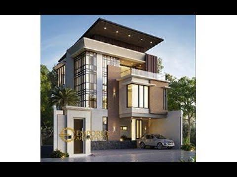 Desain Rumah Bapak Yanuarso di Jakarta