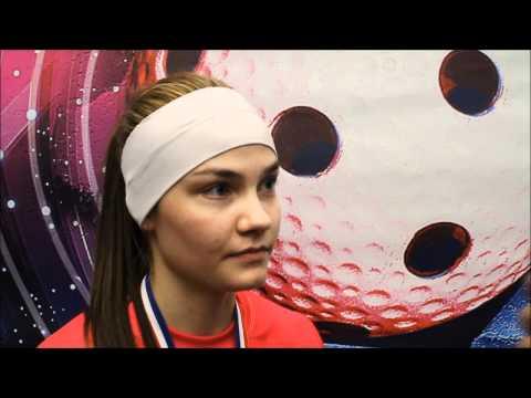 Champions Cup 2011, Final Day : Interview Tiia Raitanen (SC Classic)