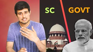 Is Modi Govt interfering in Supreme Court? | Explained by Dhruv Rathee