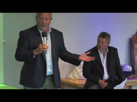 Zinzan Brookes Q&A, His career and thoughts on The British & Lions 2017 Tour