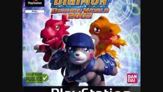 [PS1] Digimon World 2003 OST - Boss Battle (EXTENDED)