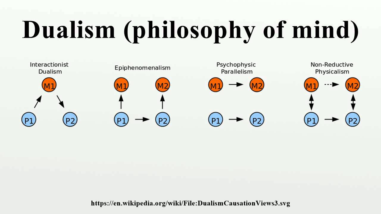 mind and body dualism philosophy essay Bodies this is a problem for any philosophical theory of the mind, but is  a  particular challenge for substance dualism  (an essay concerning human.