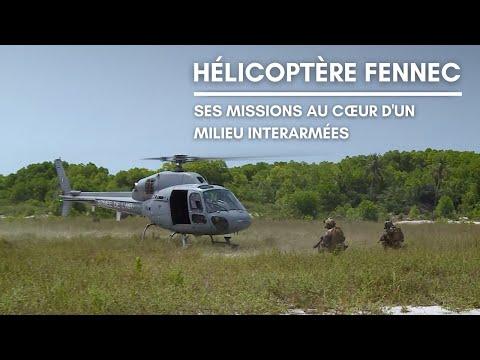 [WEBTVAIR] Épisode 37 - Hélicoptère Fennec : ses missions au cur d'un milieu interarmées.
